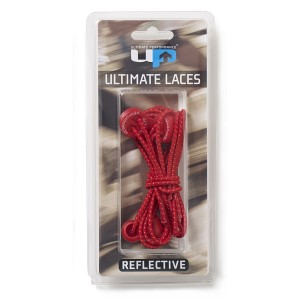 U P Reflective Elastic Running/Triathlon Shoe Laces